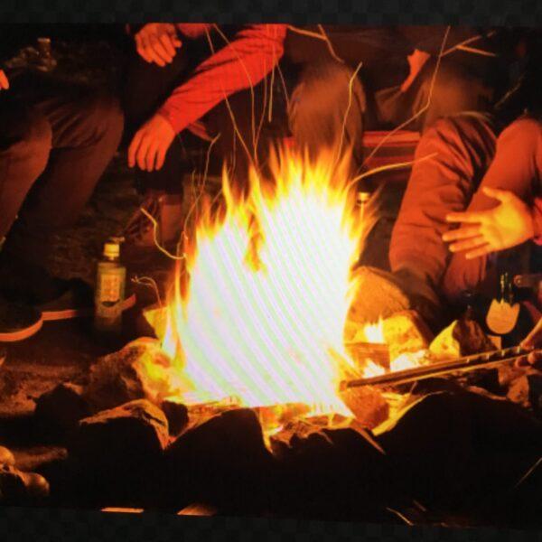 【🔥焚き火が楽しい季節に‼️】 サムネイル